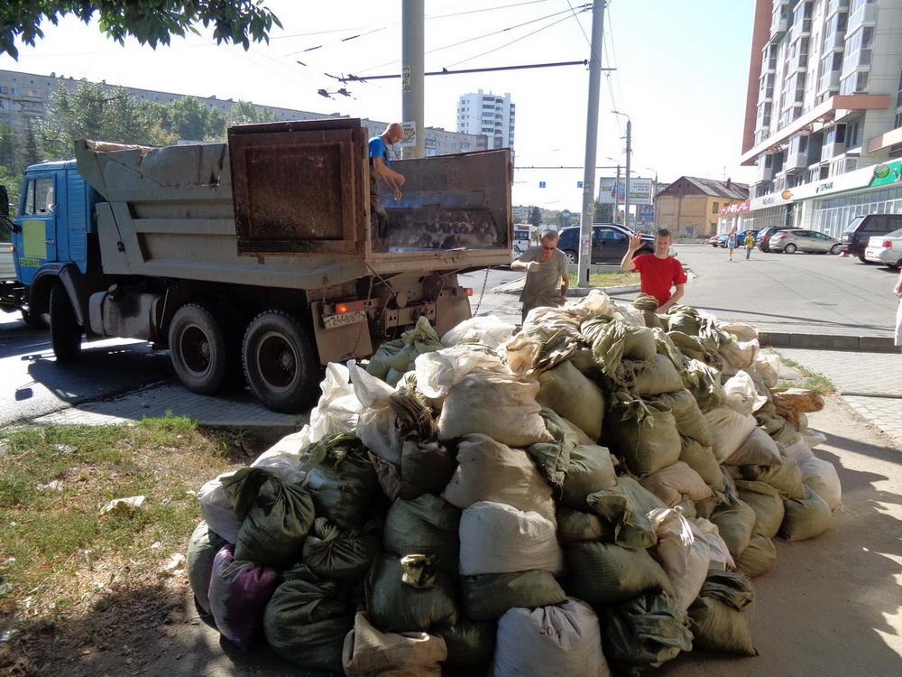 съемки вывоз мусора картинки нуждаются бережном отношении